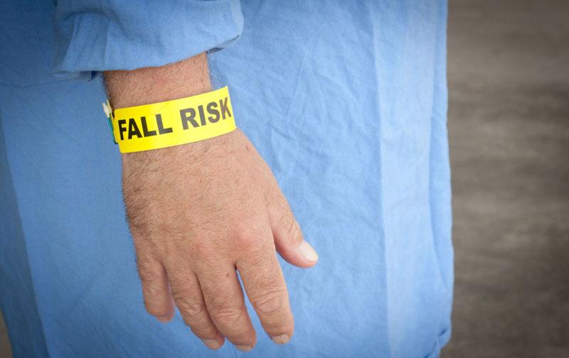 falls risk