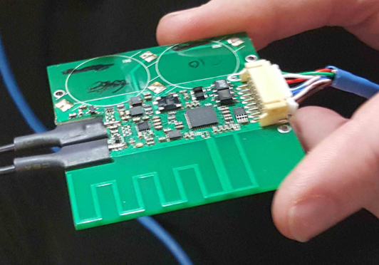 sensormat electronics