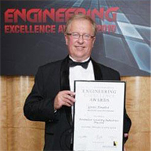 SecureMat shortlisted for Engineering Excellence Award