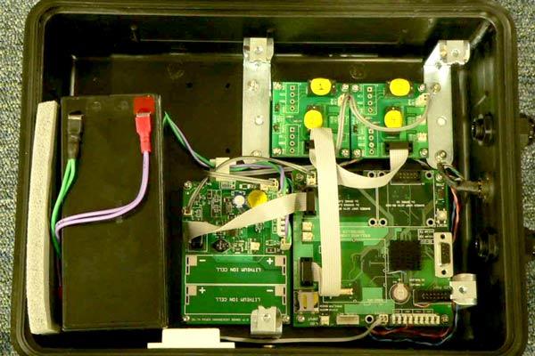Shrinking the electronics