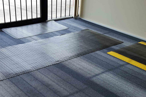 SecureMat® Sydney showroom commissioned