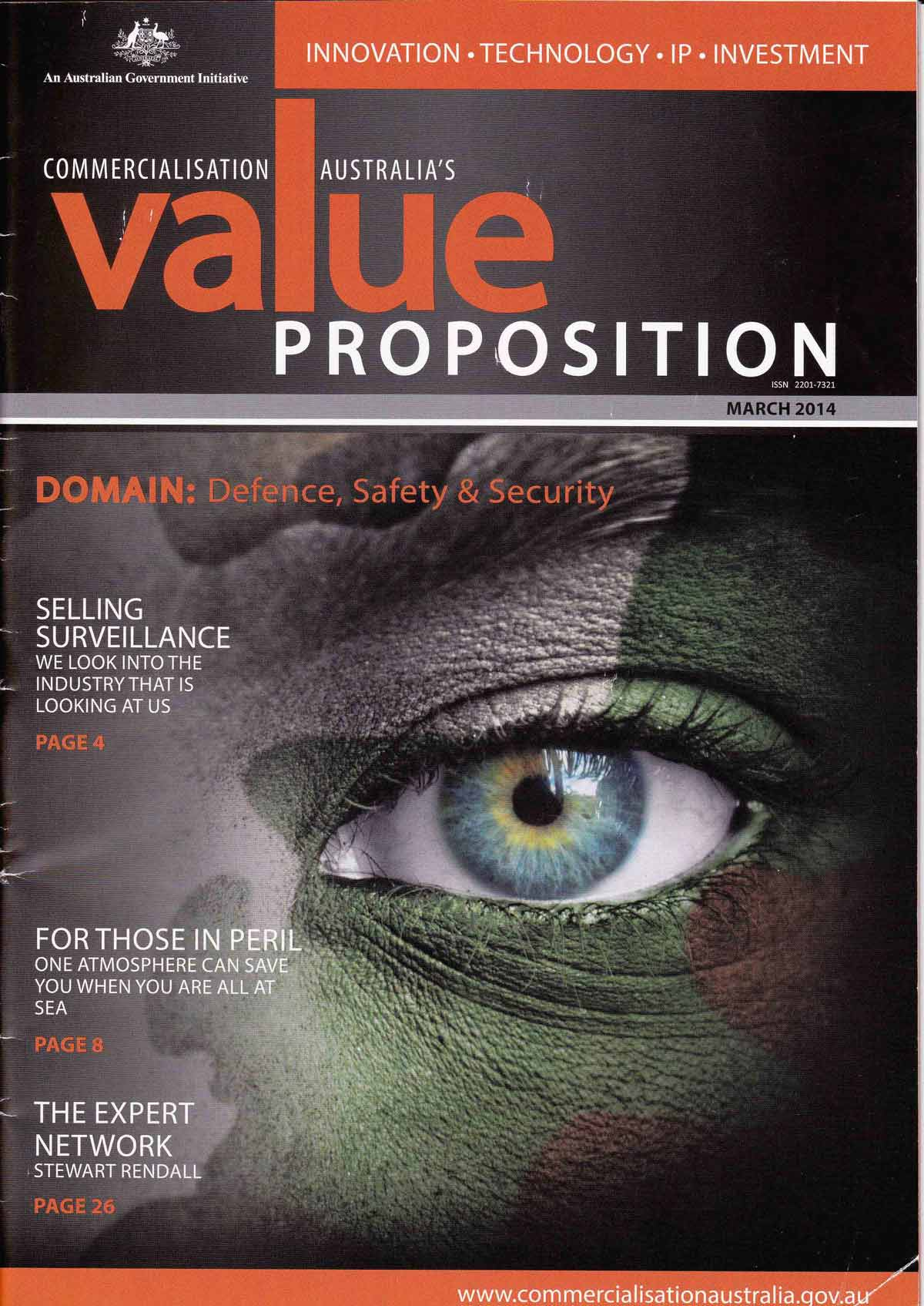 Value Proposition covers PSI & SecureMat®